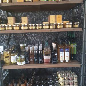 condiments et aides culinaires
